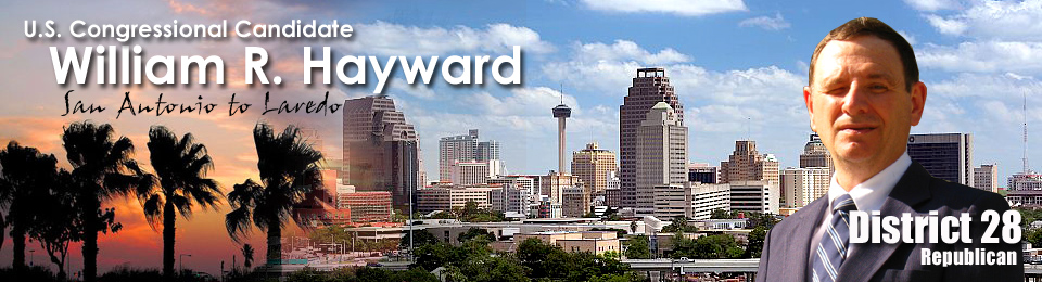 William R Hayward for Congress
