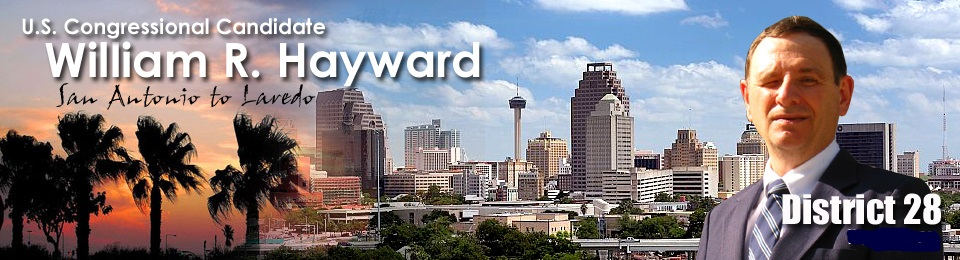 William R Hayward for Congress